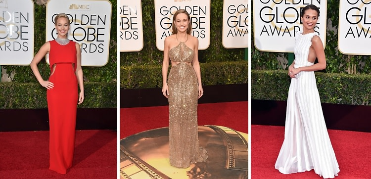 Best Dressed Guests: 8 Must-See Looks From The 2016 Golden Globes