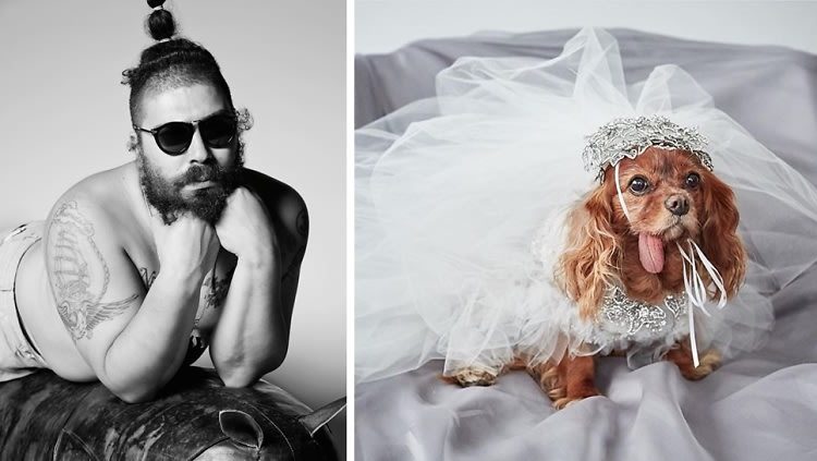 The Fat Jew Is Hosting A Wedding For His Instagram Famous Dog, Toast