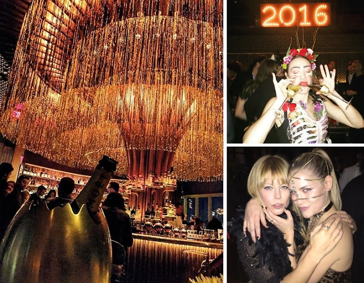 Instagram Round Up: NYC Celebrates NYE 2016