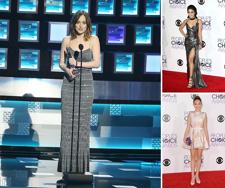Best Dressed Guests: People's Choice Awards 2016