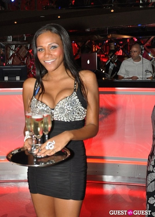Opera Lounge Opens With A Vip Studded Bash