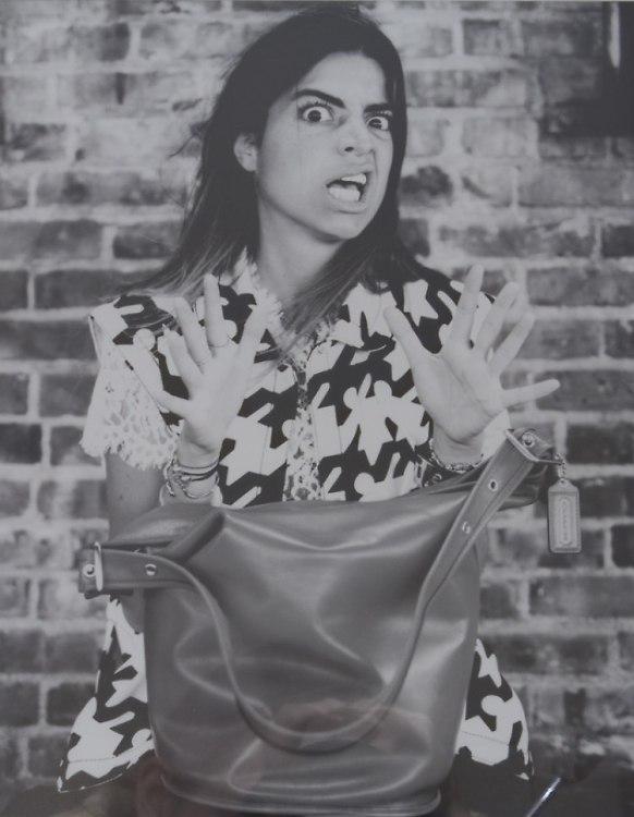 NYC Fashion Innovator: Leandra Medine Of The Manrepeller, The Thinking Woman's Fashion Icon