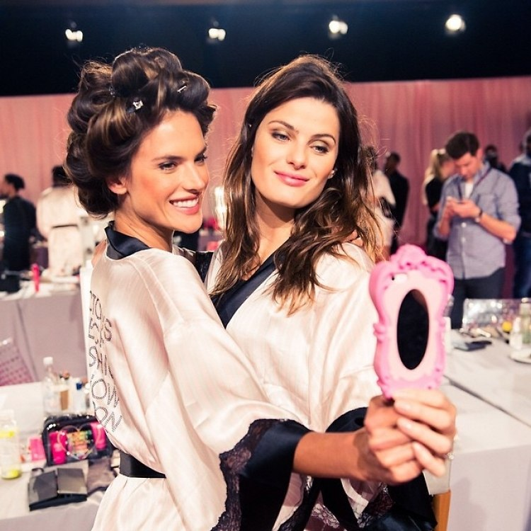 Victoria's Secret Fashion Show 2014: An Exclusive Look Backstage Live From London