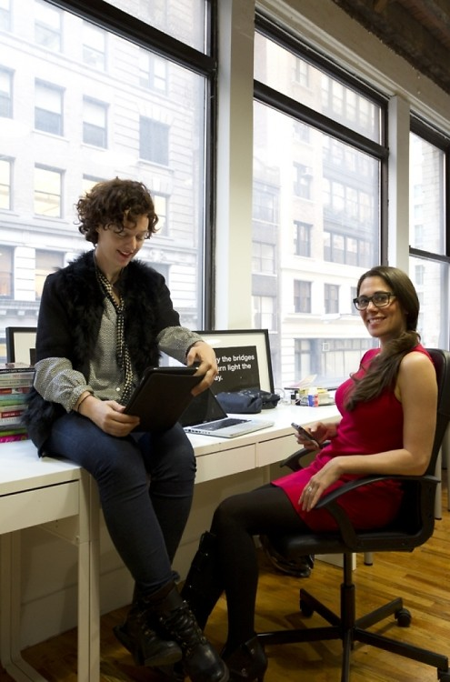 "NYC Tech Innovators Sponsored By Heineken: Rachel Sklar And Glynnis MacNicol Of ""TheLi.st,"" Placing Their Bet On Women In Tech"