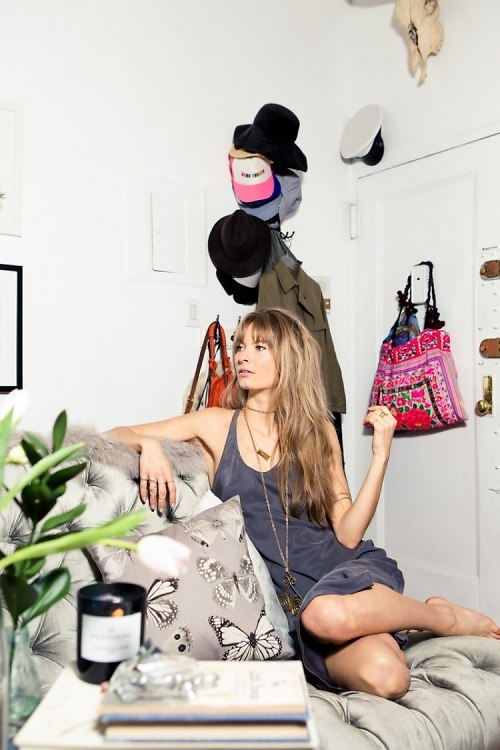 Interview: Natalie Decleve On Self-Branding, Balance & Her Healthy Boho-Chic Lifestyle