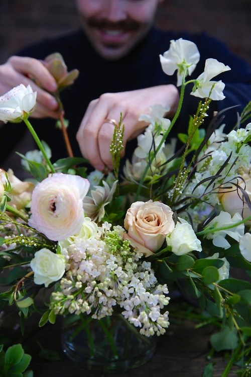 Interview: Michael & Darroch Putnam, Fashion's Favorite Florists