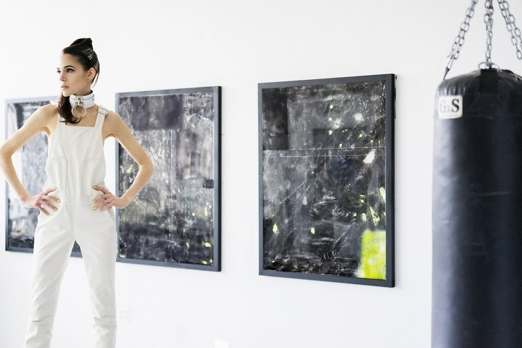 Interview: Pari Dust's Pari Ehsan Blurs The Line Between Art & Fashion