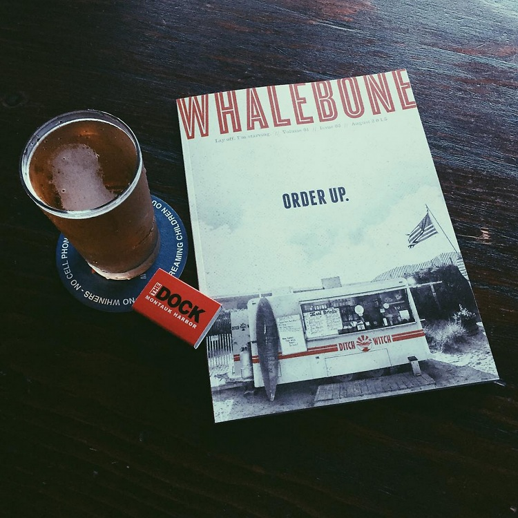 Interview: Whalebone Magazine Is The Millennial Montauk Staple We've Been Waiting For