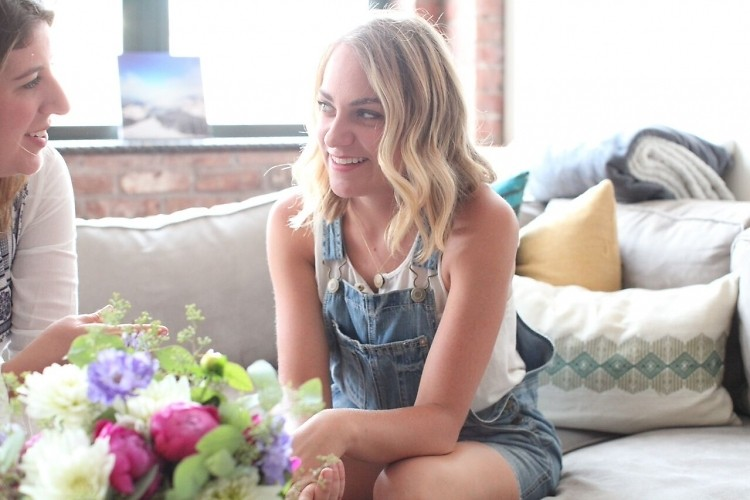 Interview: The Flower Girls Behind Something May On Bringing Nature To Brooklyn & More!