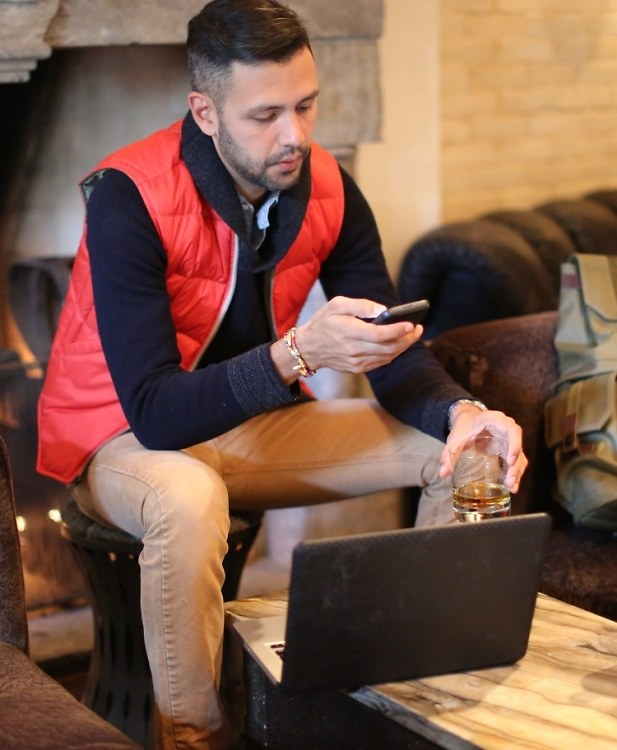 A Nightcap With Social Media Guru & Nightlife Staple Steven Rojas