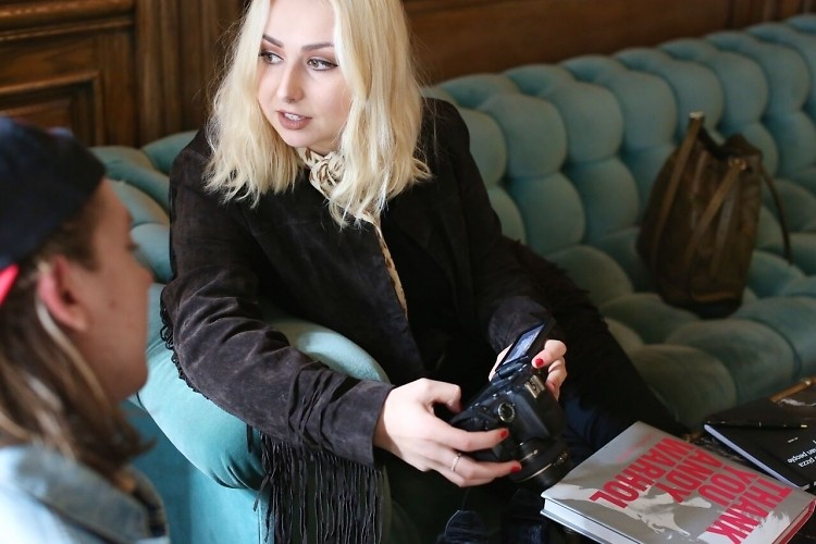 Shopping & Sipping With Style Blogger Nicole Alyse