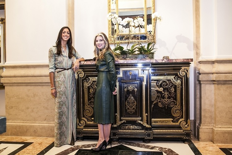 Inside The Armarium Chalet With Alexandra Lind Rose & Trisha Gregory