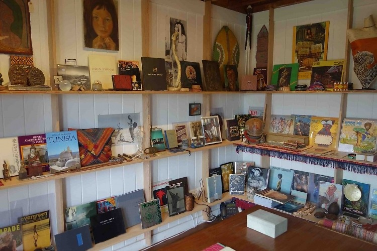 Bob Melet Expands His Melet Mercantile Store To The Crow's Nest, Montauk