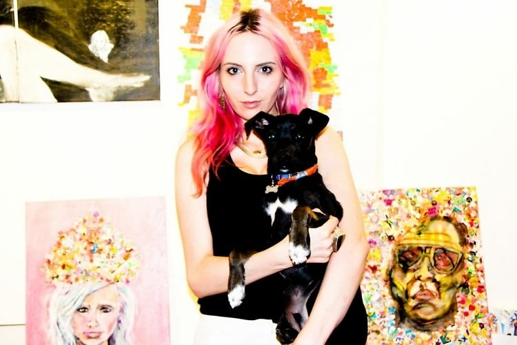 Interview: Eddy Segal, The Downtown Cool Chick Talks Art In Alphabet City