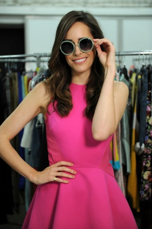 Celebrity Stylists Louise Roe And Daniel Musto Talk 60's Inspired Fashion