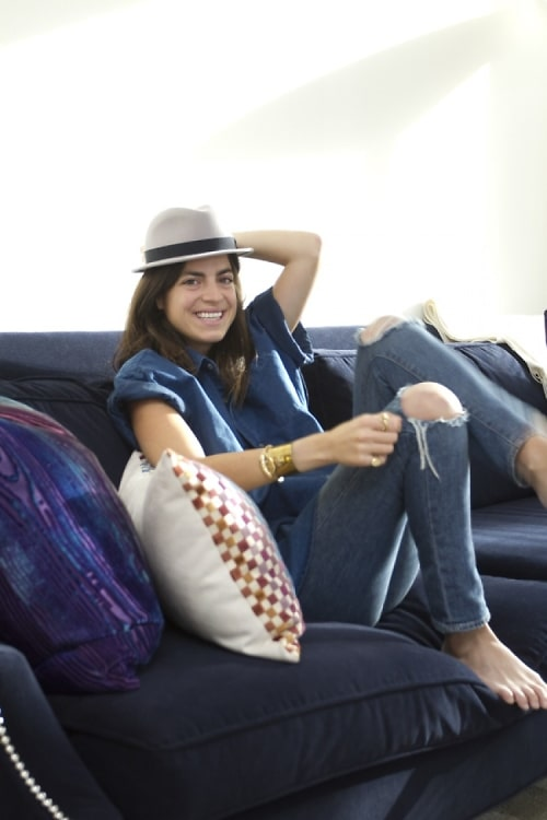 NYC Fashion Innovator: Leandra Medine Of The Manrepeller, The Thinking Woman's Fashion Icon