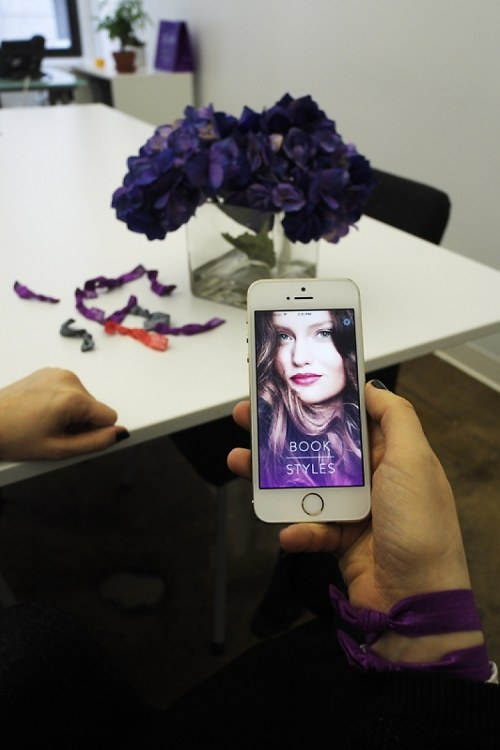 Interview: GLAMSQUAD CEO, Victoria Eisner, Lets Us In On The New App That's Changing The Beauty Biz