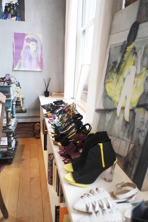 Interview: Arden Wohl x Cri de Coeur, An Ethical Partnership Made In Shoe Heaven