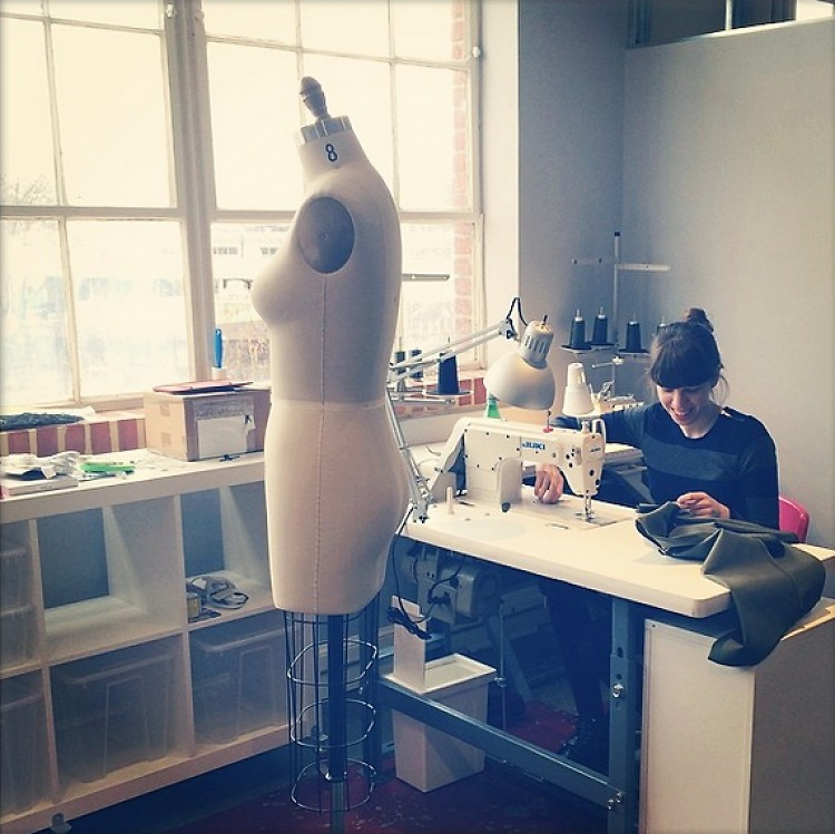 Interview: Designer Erika Schrieber Reinvents Ready-To-Wear For DC's Fashionistas