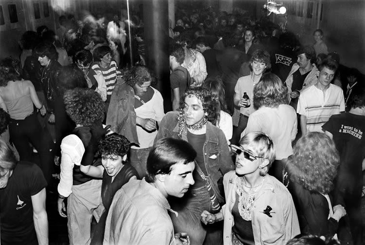 The Doorman Of The Mudd Club Recalls Crazy Tales Of