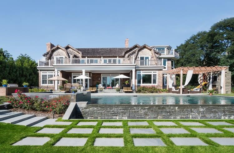 10 stunning waterfront hamptons homes under  10 million