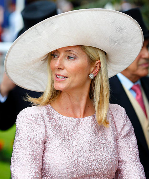 Who Is Marie Chantal The Hedge Fund Princess Tops British