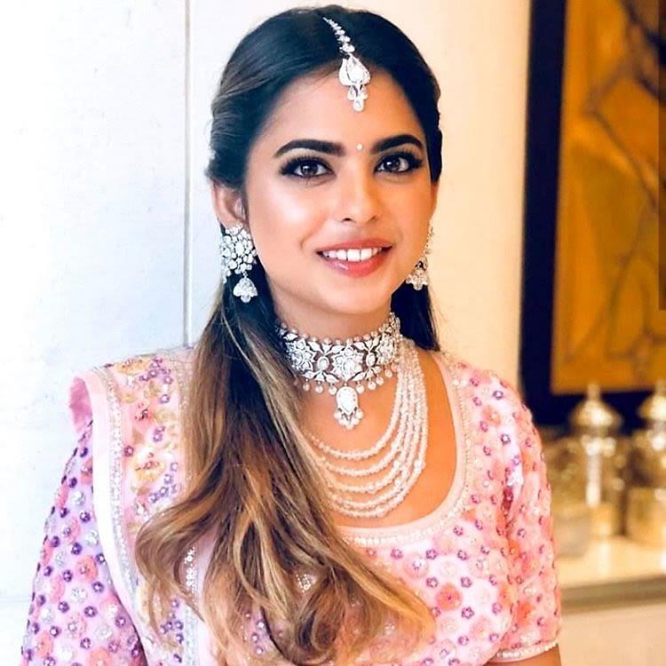 Who Is Isha Ambani? Meet The Indian Heiress Who Got Beyoncé To Perform At Her Wedding