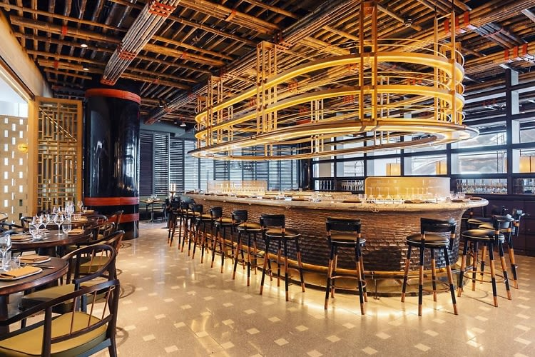 The Best Dining Options At Hudson Yards