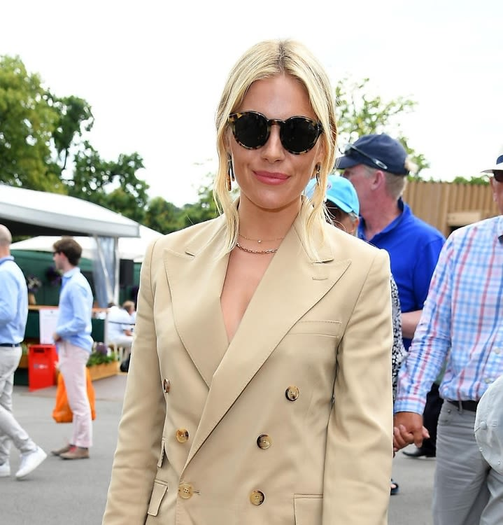 Celebrity Wedding July 2019: Courtside Style: The Chicest Celebrities At Wimbledon 2019