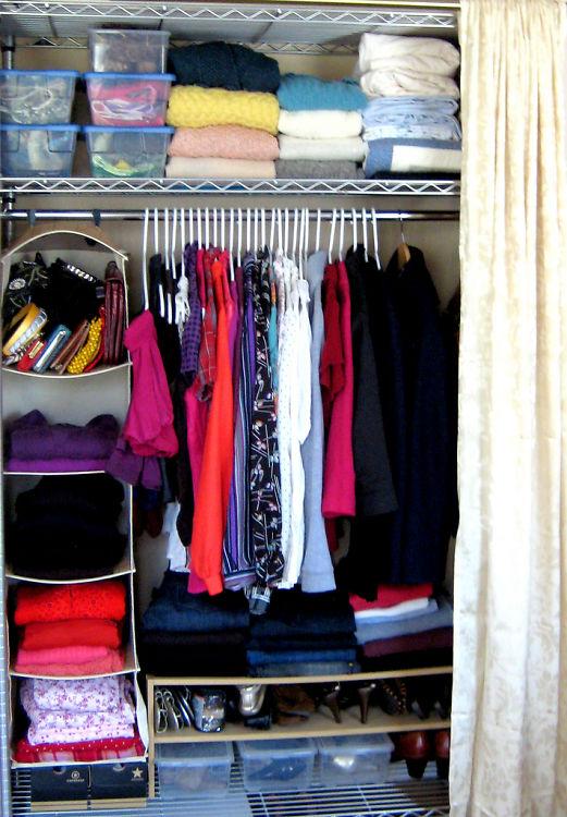 Small Storage Closet Organization Ideas