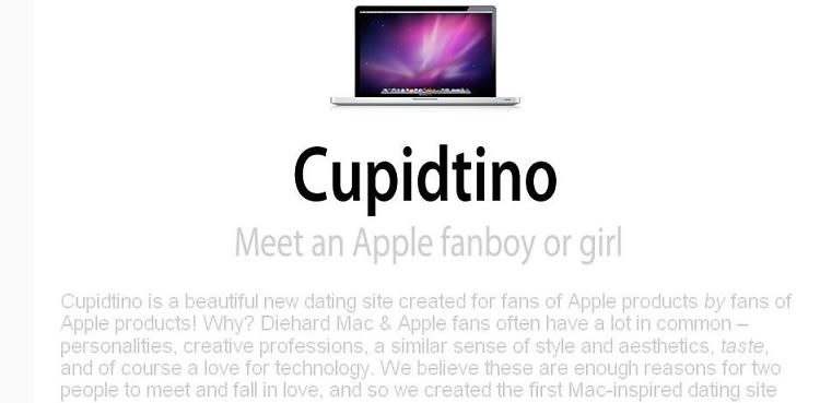 Cupid apple dating site