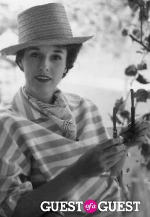 Daily Style Phile Babe Paley