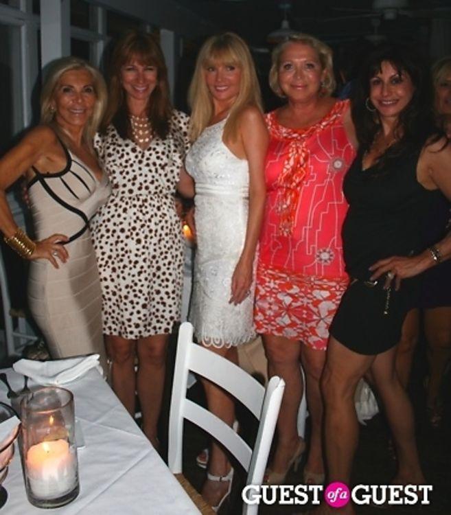 Jill Zarin Hosts Anti-Defamation League Dinner At Georgica