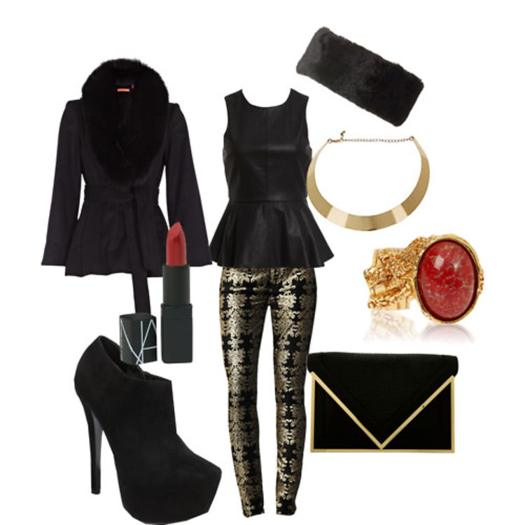 Go To Winter Looks For Your Night Out In Nyc