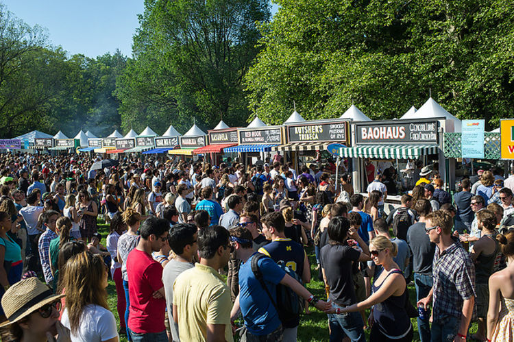 Street Eats: 2013 NYC Spring Food Festival Guide