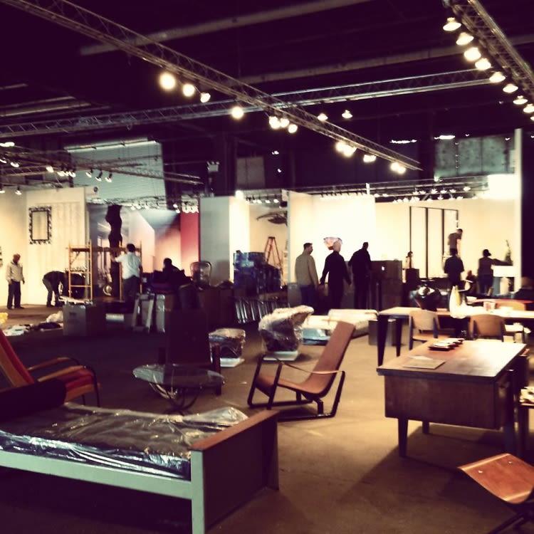 interview the collective design fair 39 s steven learner on. Black Bedroom Furniture Sets. Home Design Ideas