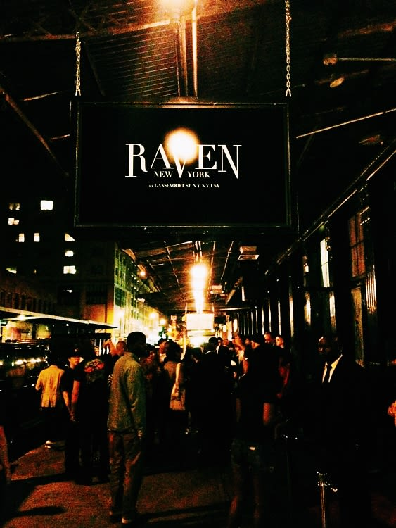 The Raven Owner Henry Stimler Dishes On His NYFW Hot Spot