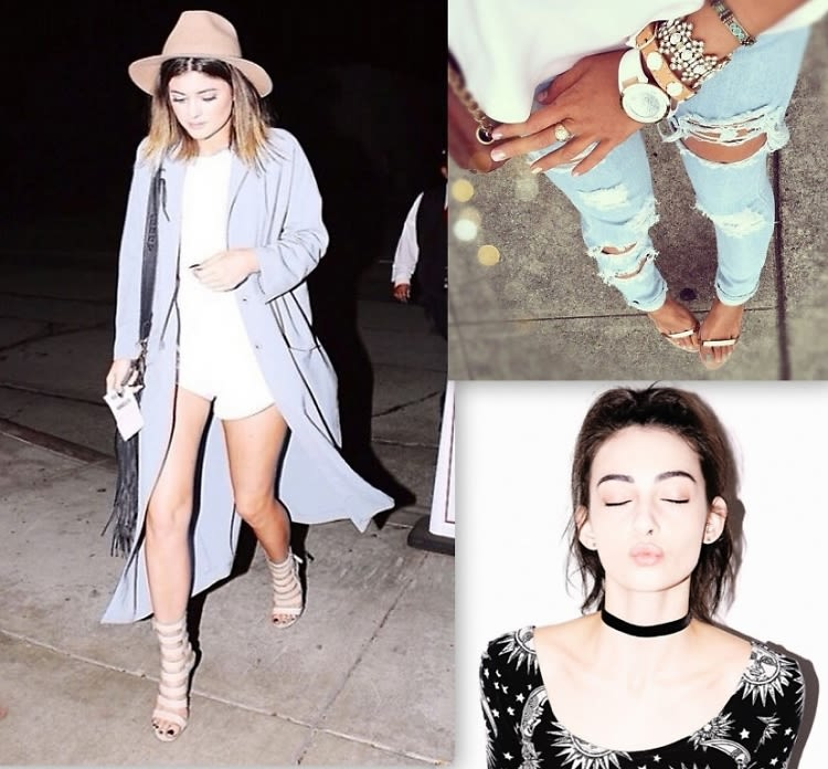 Style Watch: 6 Fashion Trends Making A Major Comeback