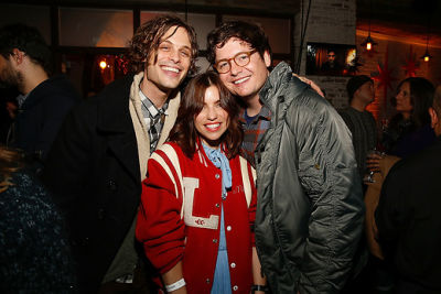 matthew gray-gubler in Sundance Film Festival 2016: Lily-Rose Depp, Chloe Sevigny & John Legend Party In Park City