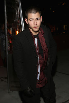 nick jonas in Sundance Film Festival 2016: Lily-Rose Depp, Chloe Sevigny & John Legend Party In Park City
