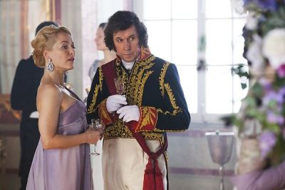 gillian anderson in Your Newest Television Obsession: War & Peace