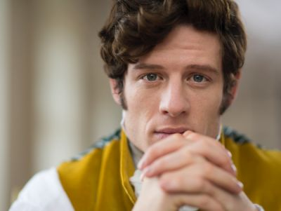 james norton in Your Newest Television Obsession: War & Peace