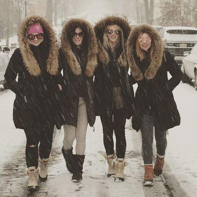 Our Tips To Enjoying Snowzilla In Washington