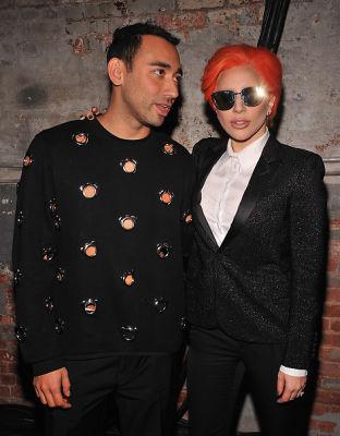 Nicola Formichetti, Lady Gaga