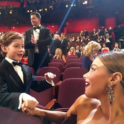 Jacob Tremblay, Sofia Vergara