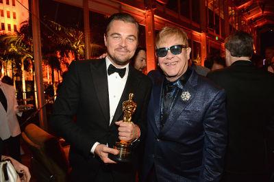 Leonardo DiCaprio, Elton John