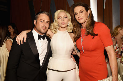 Taylor Kinney, Lady Gaga, Caitlyn Jenner