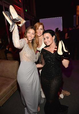 Jessica Biel, Amy Adams, Demi Lovato