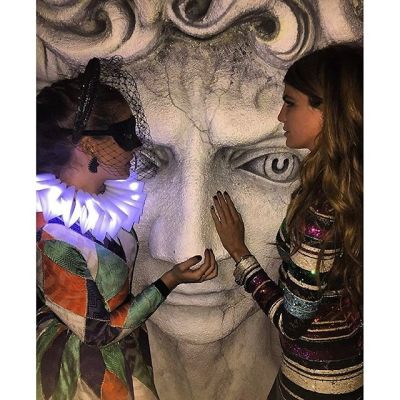 margherita missoni in Margherita Missoni Celebrates Her Birthday With A Carnival Themed Party In Venice