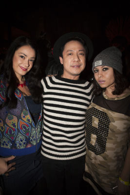 joseph parcon in Libertine NYFW After Party at the Electric Room